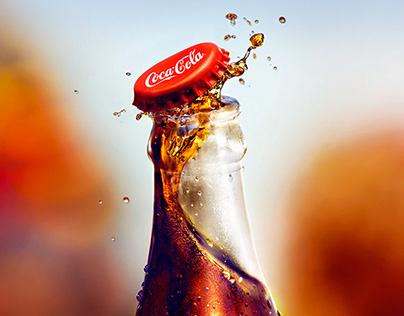 Romance. Coca-Cola.