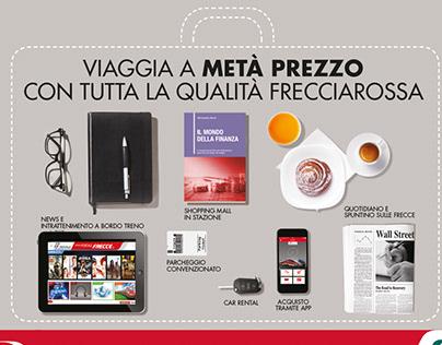 FS Ferrovie dello Stato - Web ADV campaign