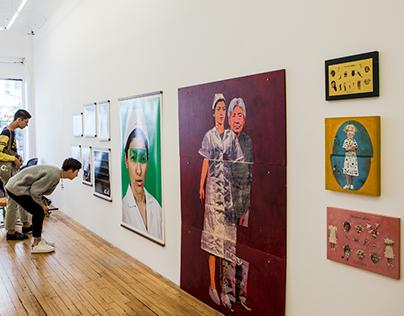 Pratt Digital Arts MFA + BFA exhibition