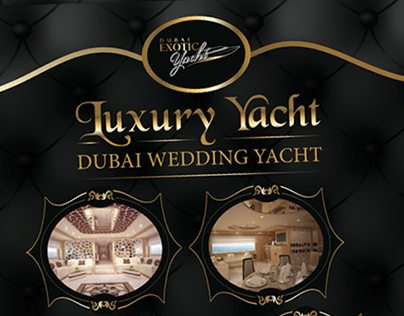 Luxury Yacht-Dubai Exotic_Flyer