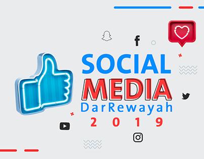 SOCIAL MEDIA DarRewayah 2019