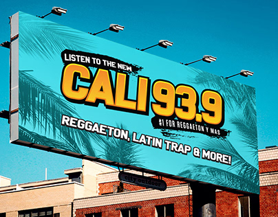 Cali 93.9 Billboards - Los Angeles