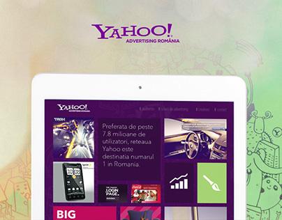 Yahoo Advertising Romania
