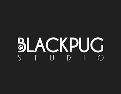 Black Pug Studio - Logo Design