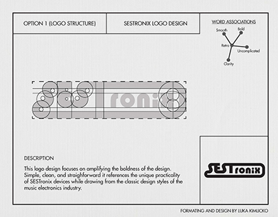 SESTronix - Logo Animation & Design