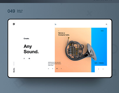 Si™ Daily Ui Design | Week 007 Collection