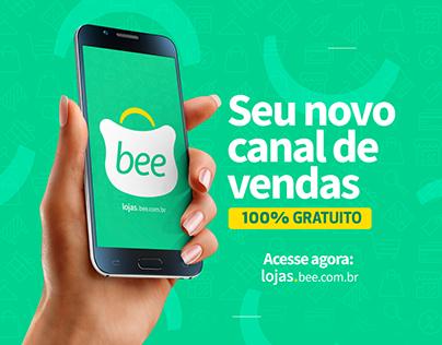 Bee Mercado - Seu novo canal de vendas