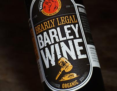 Thirstybear Beer Labels