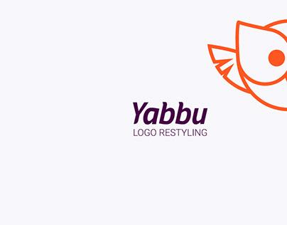 Yabbu - Logo restyling