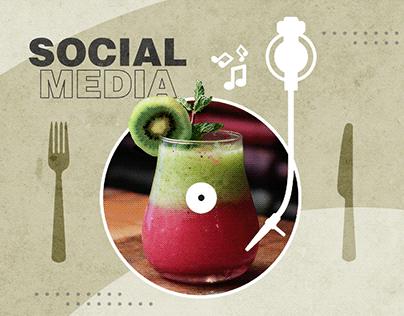 Social Media - Burnt Garlic