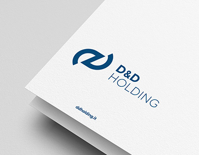 D &D Holding   Restyling Logo & Corporate Identity