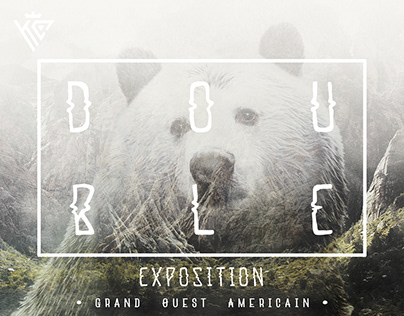 USA - Double Exposition