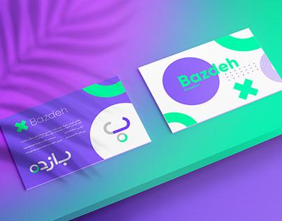 Identity Design for ''Bazdeh''