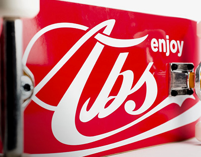 ABS COLA - skateboard & t-shirts illustrations
