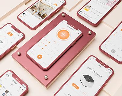 养生娘娘   Health IOT platform   Mini programs