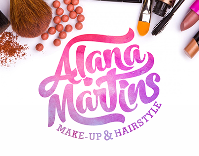 Alana Martins - Make-Up & Hairstyle | Bravo Design!