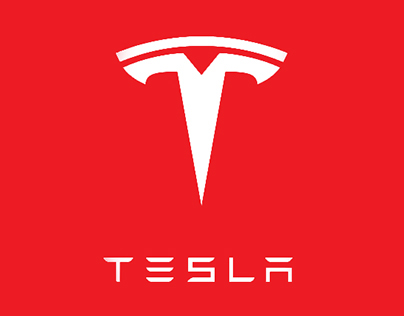 Tesla Motors - Logotype Redesign