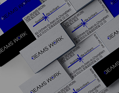 Cafe Beams Work Brand eXperience Design