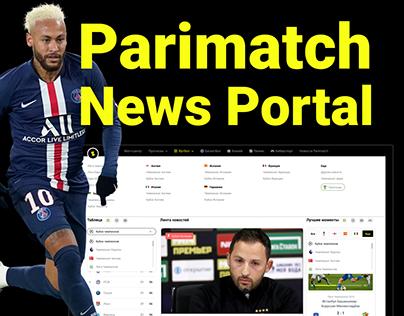Parimatch News Portal