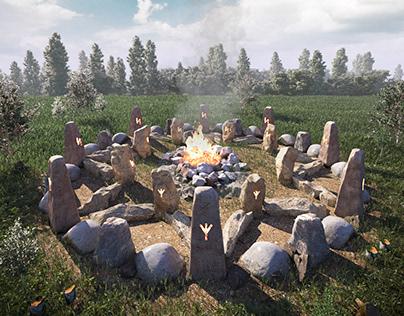 Russian Magic Stones
