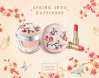 Sulwhashoo Spring into Happiness Campaign 2020