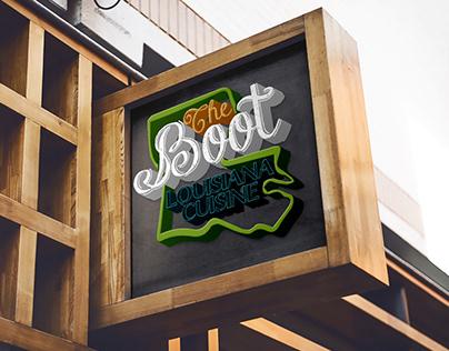 The Boot Louisiana Restaurant