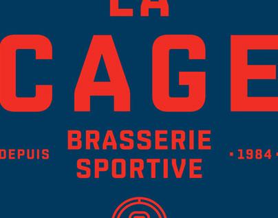 La Cage - Brasserie sportive | lg2boutique