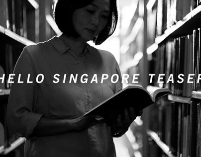 Hello Singapore Promo