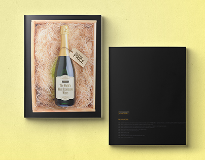 World's Most Expensive Wine - eBook and Publication