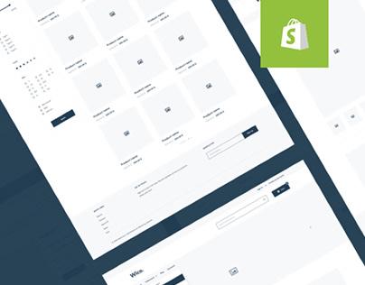 Wico – Shopify Wireframe