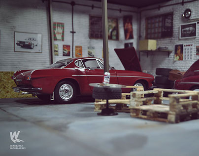 1:18 scale garage pictures