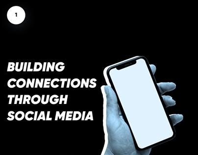 Building Connections through Social Media