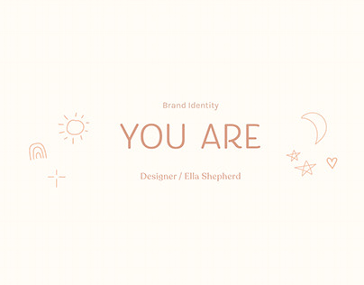 Brand Identity / You Are Charitable Trust