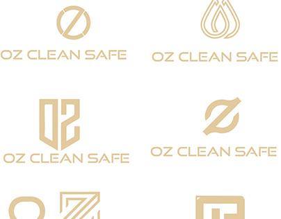 OZ clean safe logo