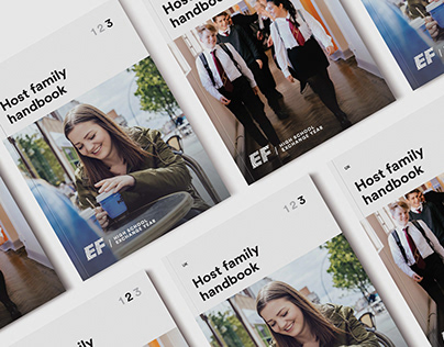 UK/Ireland Host family handbooks