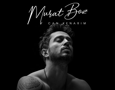 Murat Boz - Can Kenarım | Single Artwork