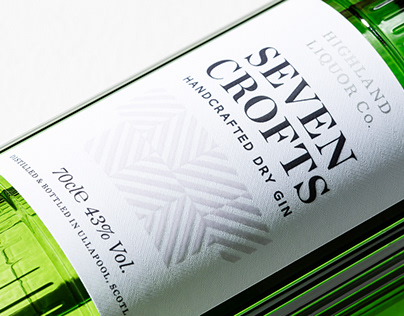 Seven Crofts Handcrafted Gin