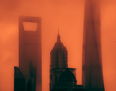 THE PEARL 2049. SHANGHAI SERIES