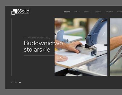 BSolid - budownictwo stolarskie