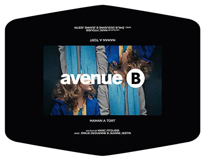 Avenue B • Website