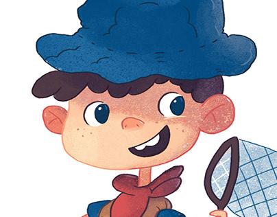 Piet - Character Desing