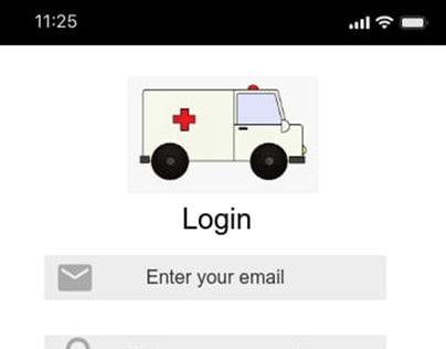Ambulance booking