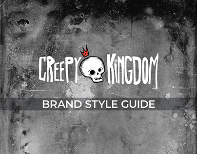 Creepy Kingdom Podcast Network - Style Guide