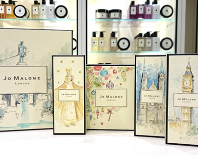 Jo Malone London - gift boxes