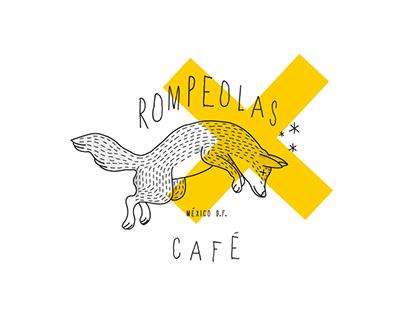 Rompeolas Café.