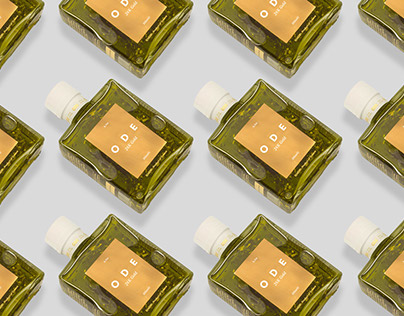 ODE Fine Foods – Brand Identity & Packaging