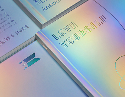 BTS 'LOVE YOURSELF' SERIES Album Identity