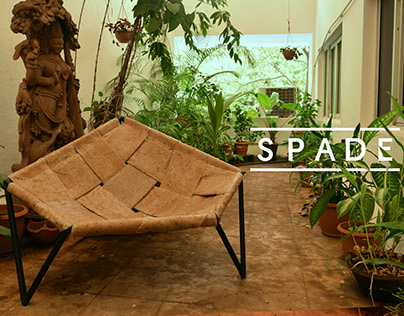 SPADE - Coir in Furniture