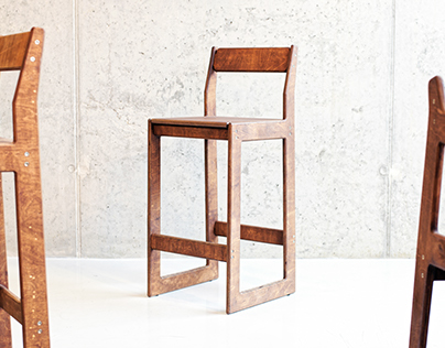 Chairs for Uptown Bazaar interior project