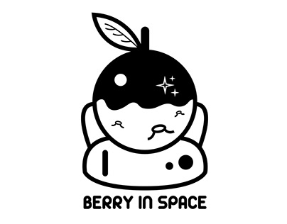 Berry In Space Logo